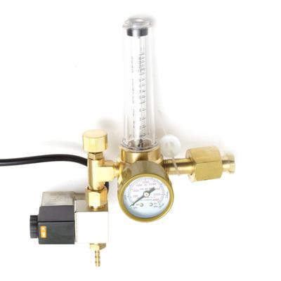 Электромагнитный клапан для подачи углекислого газа (CO2) из баллонов к растениям 02533