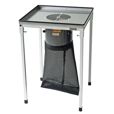 Триммер и стол для обрезки листьев марихуаны Trimbox + Workstation 02251