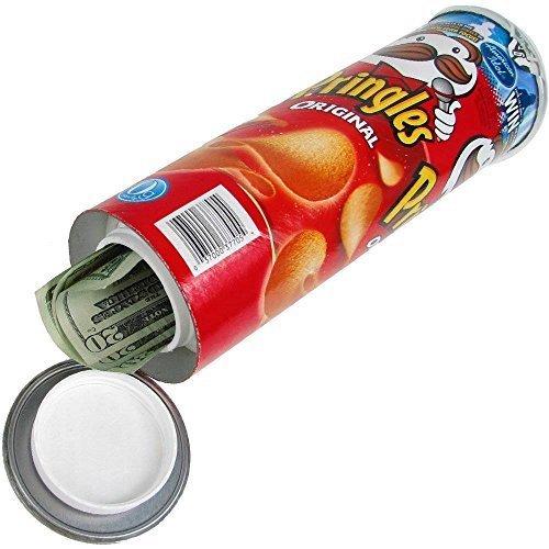 Тайник в виде банки чипсов Pringles