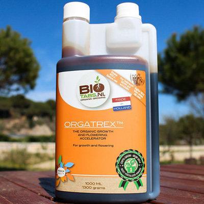 BioTabs - Orgatrex (органическая подкормка для растений) 02337