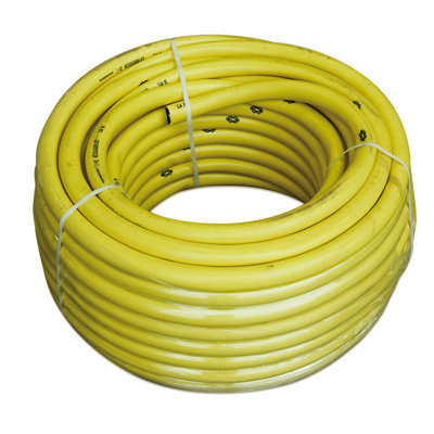 Желтый шланг для систем автополива (диаметр 25 мм.) 00672