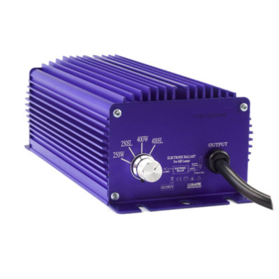 Балласт Lumatek 400-250W для HPS (ДНАТ) и MH (МГЛ) ламп 00792