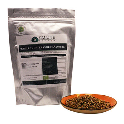 Неочищенные конопляные семена для кулинарии (250 грамм) 00331