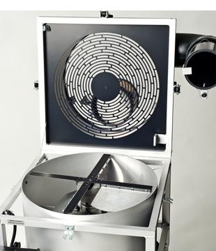 Промышленный триммер для обрезки листьев каннабиса TrimPro Automatic