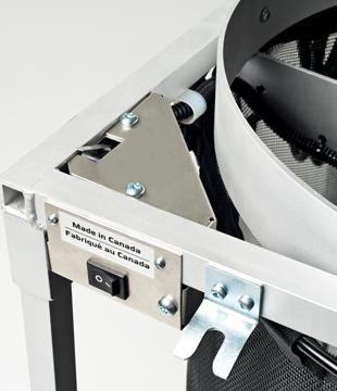 Триммер для обрезки листьев конопли TrimPro Workstation