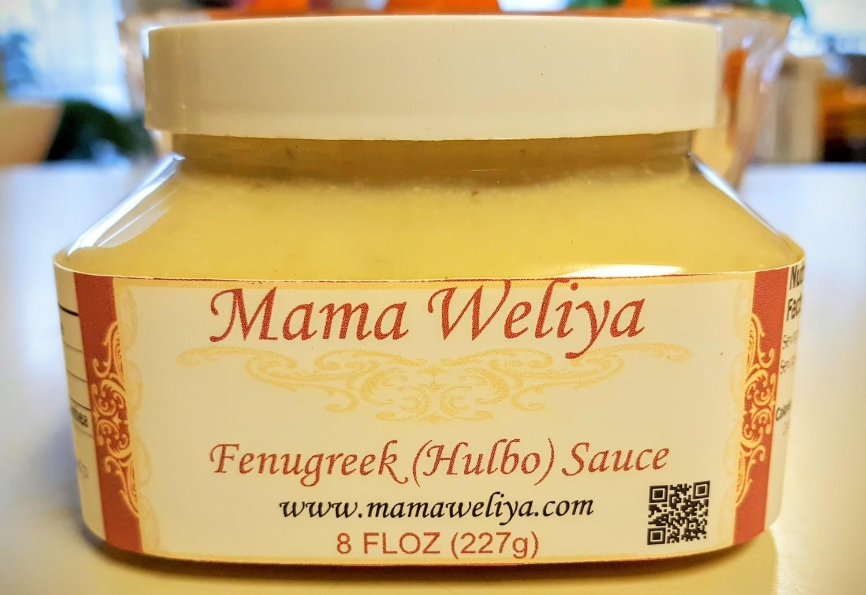 Fenugreek (Hulbo) Sauce