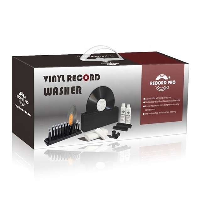 GOKA Technology  Vinyl Record Washer