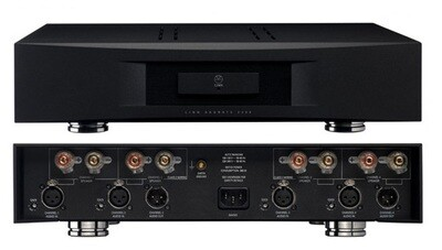 Linn Akurate 4200 Power Amplifier (4 x 200 watt)