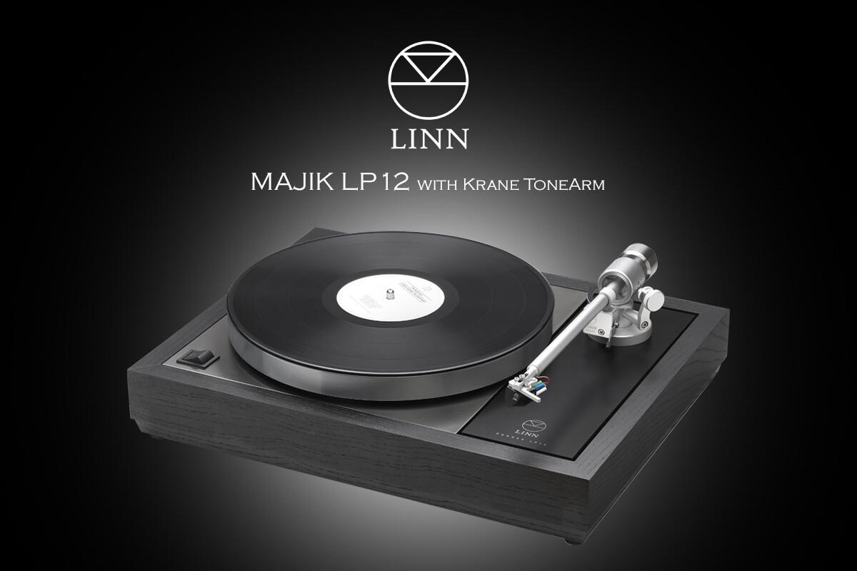 Linn Majik LP12 Turntable with Krane Arm