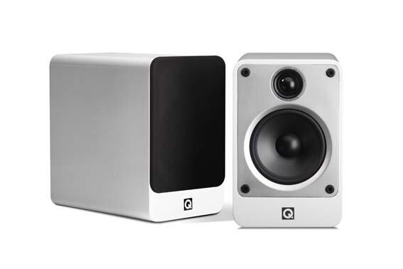 Q Acoustics Concept 20 Bookshelf Speaker save $250