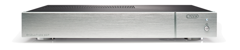 Creek Evo 50p Power Amplifier Silver (reduced from $1495)