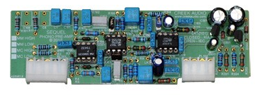 Creek Audio Sequel 54mk 2 (phono stage module for moving coil)