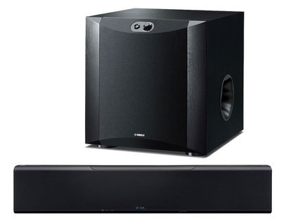 Yamaha YSP5600PK (Soundbar with NSSW300 10