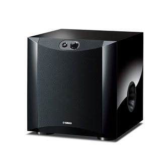 Yamaha NS SW200 Subwoofer (Black)