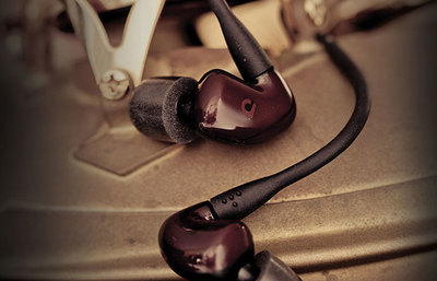 Audiofly AF160 in-ear headphones - ex display