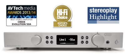 Creek Audio Evolution 50A (reduced from $1895 runout special)