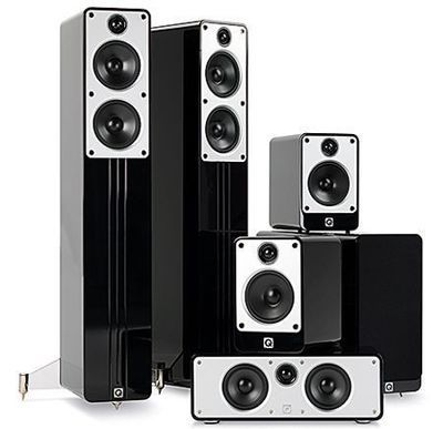 Q Acoustics Concept Cinema Pack