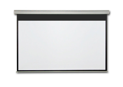 Ambertec Motorised Roll Down Projection Screens