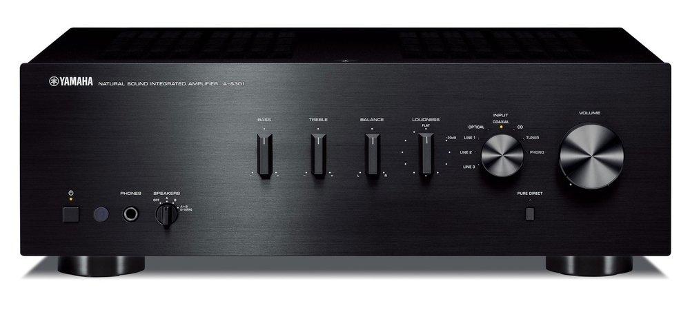 Yamaha AS301 Integrated Amplifier