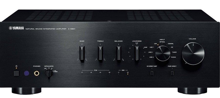 Yamaha AS801 Intregrated Amplifier