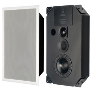 Linn IW100 in wall speakers (pair)