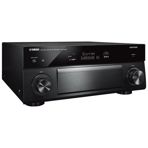 Yamaha Aventage RX-A1080 MusicCast AV Receiver