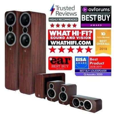 Q Acoustics 3050i - 5.1 Cinema Pack