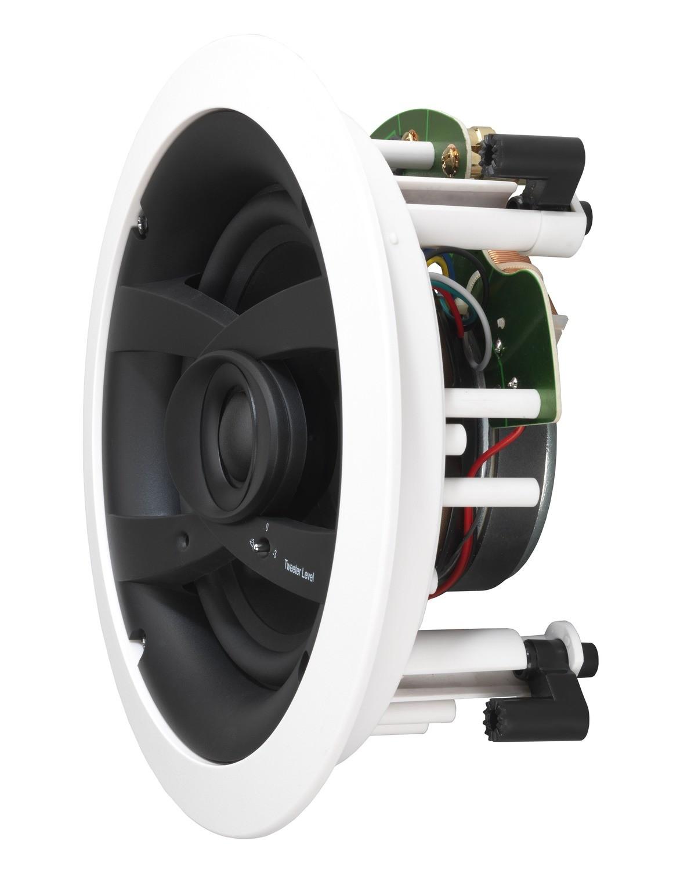 Q Acoustics Qi65CW Weatherproof In-Ceiling Speaker (Pair)