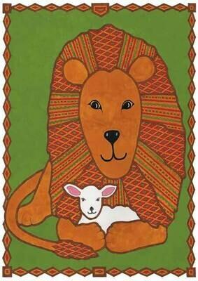Peace Lion