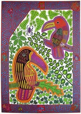 Two Toucans