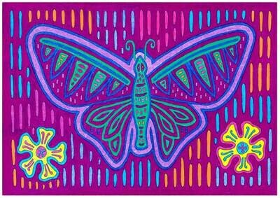 Mola Butterfly