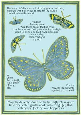 Butterfly Baby Blessings