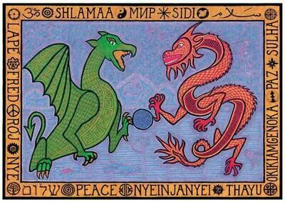 Peace Dragons