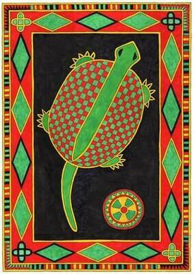 Yoruba Turtle