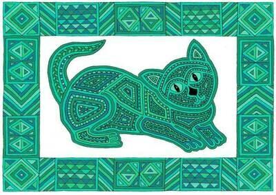 Guatemalan Gato