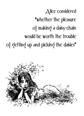 Alice Considered