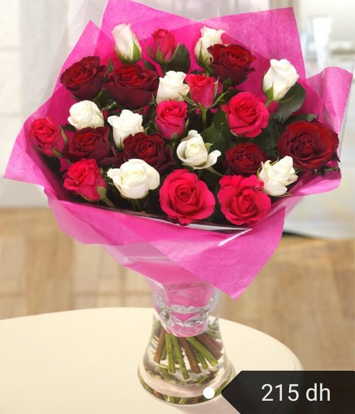 mix flower bouquet