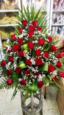 Front Display Floral Arrangement