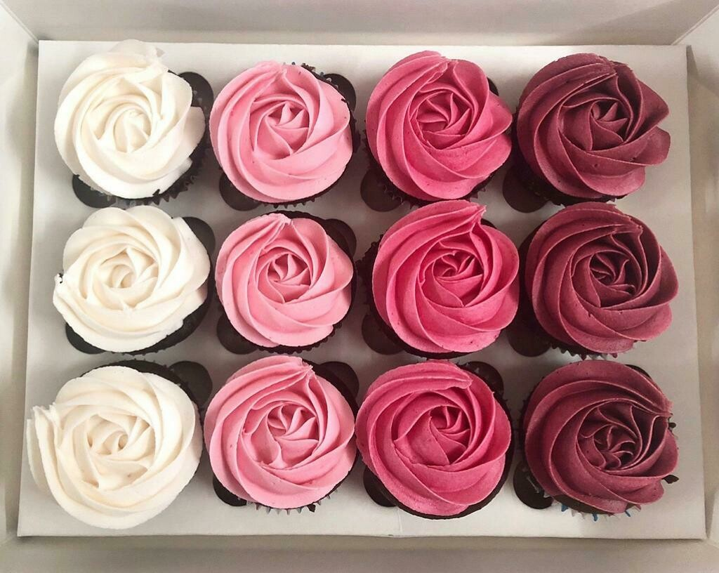 Box of Cup Cakes