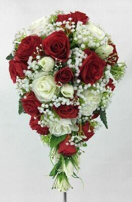 Cascade Style Bouquet