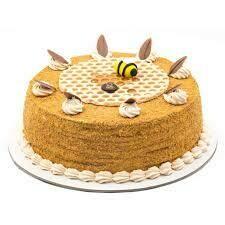 fresh honey cake