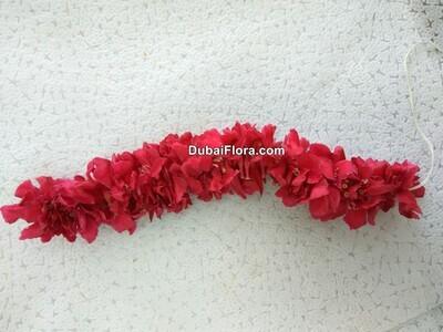 Red Oleander Flower Strings (Arali)