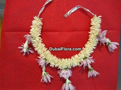 Flower Bridal Jewellery Set