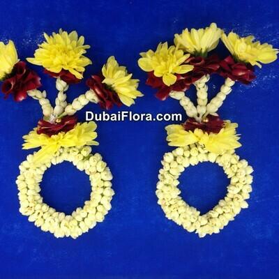 Jasmine Kangan Bracelet (2 Pieces)