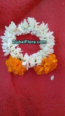 Jasmine Bracelet with Marigold (2 Pieces)