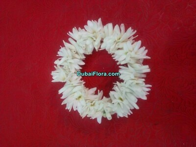 Tuberose Flower Bracelet (2 Pieces)