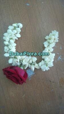 Flower Bracelet with Rose (2 Pieces)