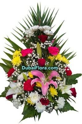 Seasonal Mix Flowers Bouquet