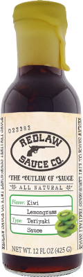 Kiwi Lemongrass Teriyaki Sauce (12 FL OZ)