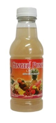 16oz Chef K Ginger Fruit Medley Punch